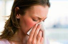 Персистуючий алергічний риніт: перебіг, симптоми і лікування