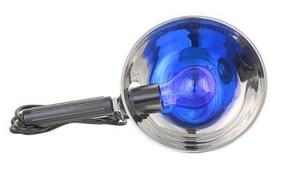 Алмаг, синя і ультрафіолетова лампа, Фея і Вуглик: лікування нежиті апаратами для прогрівання