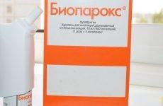 Биопарокс при гаймориті – 3 переваги лікування носа цими ліками