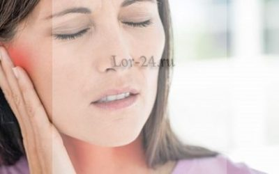 Біль у вусі при ковтанні – причини, симптоми, лікування
