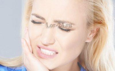 Біль у вусі при жуванні – причини, симптоми, лікування