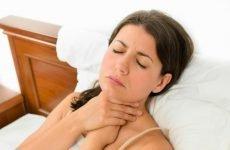 Чим лікувати горло при грудному вигодовуванні мамі швидко і ефективно