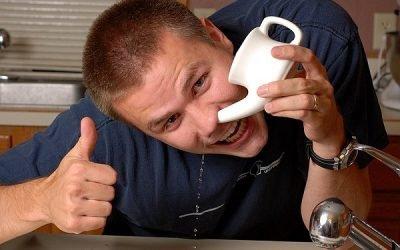 Чим промити ніс у домашніх умовах при закладеності