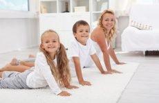 Дихальна гімнастика при аденоїдах для дітей: як виконувати вправи