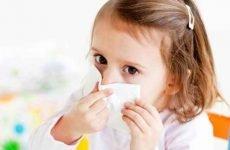 Густі соплі у дитини: чим лікувати, якщо не высмаркиваются