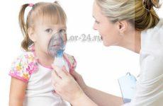 Інгаляції при аденоїдах у дітей: небулайзером, парові