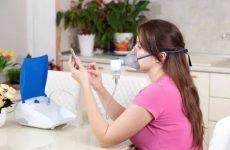 Інгаляції з небулайзером при сухому кашлі: з чим робити і як правильно