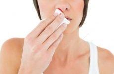 Як зміцнити судини носа при частих кровотечах?