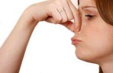 Як повернути нюх і смак при нежиті швидко, що робити