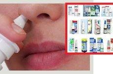Які краплі в ніс і спрей можна використовувати жінкам при вагітності?