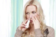 Краплі при вазомоторний риніті: список кращих препаратів