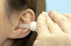 Краплі при закладеності вуха та застуді: які краще застосовувати