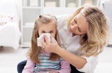 Краплі в ніс для дітей від 1 року від нежитю: які краще