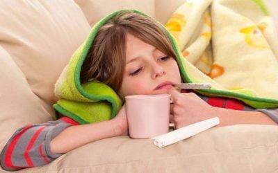 Кашель і температура і нежить у дитини – що це і як лікувати?