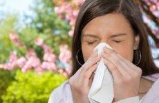 Цілорічний алергічний риніт: симптоми і лікування