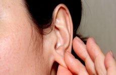Масаж вуха при отиті: техніка і правила виконання