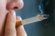 Можна палити при ангіні (тонзиліт), коли болить горло