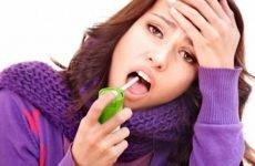 Чи можна при ангіні годувати груддю: як і чим лікуватися