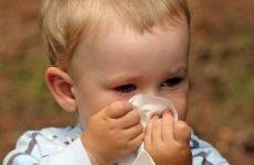 Можна водити дитину в садок з соплями і нежиттю?