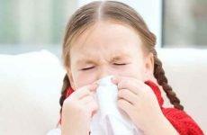 Нежить без температури: причини і лікування, заразний