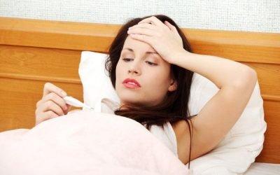 Нежить і закладеність носа перед пологами: причини і лікування