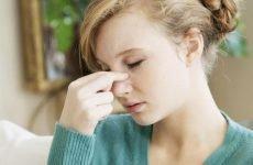 Не проходить закладеність носа: що робити, якщо дуже довго нежить