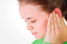 Опухло вухо всередині і болить: причини, симптоми і лікування набряку, що робити