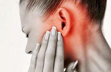 Отит середнього вуха: симптоми і лікування у дорослих в домашніх умовах