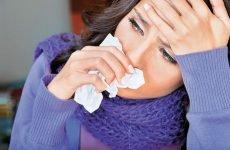 Чому болить голова при нежиті і що робити? Ряд причин
