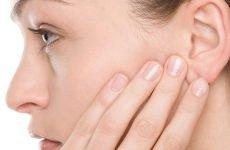 Поліп у вусі: причини, симптоми і лікування