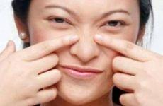 Прищик на носі дуже болить: що робити, як лікувати?