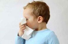 Риніт у дітей: симптоми і лікування ефективними методами