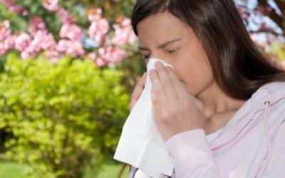 Сезонний алергічний риніт: симптоми і лікування хвороби