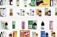 Сиропи від кашлю – недорогі, але ефективні