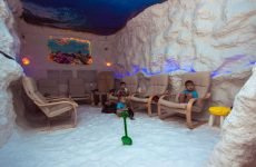 Соляна печера при гаймориті і нежиті: технологія лікування, можна