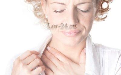 Стрептококовий фарингіт – симптоми і лікування