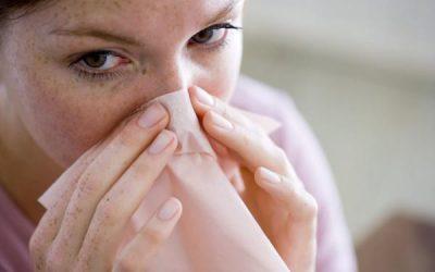 Сухий риніт (нежить): симптоми і лікування у дорослих і дітей