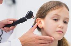 У дитини заклало вухо: що робити і як лікувати