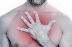 Забій грудної клітини – лікування в домашніх умовах після удару