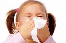 Вазомоторний риніт у дитини: симптоми і лікування, рекомендації
