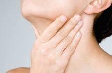 Запалення лімфовузлів на шиї: причини, симптоми і лікування