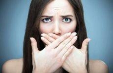 Запах з рота при тонзиліті: причини, лікування і як позбутися