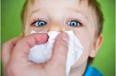 Зелені соплі у дитини: чим лікувати, як швидко позбутися