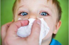 Жовті соплі у дитини: причини, як і чим лікувати