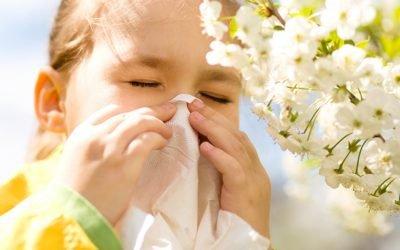 5 симптомів алергічного риніту у дітей та немовлят, лікування