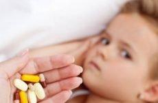 Антибіотики для дітей при кашлі і нежиті – 5 сузмензий (назви)