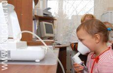 Інгаляції при аденоїдах у дітей — Лікуємо горло