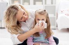 Краплі в ніс для дітей від року – 5 видів препаратів