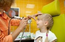 Краплі в ніс при аденоїдах у дітей — Лікуємо горло