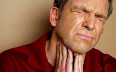 Ангіна (тонзиліт) – симптоми і лікування у дорослого